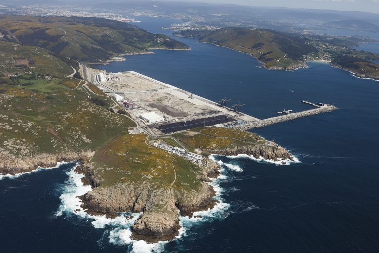 Puerto-de-Ferrol-vista-aérea